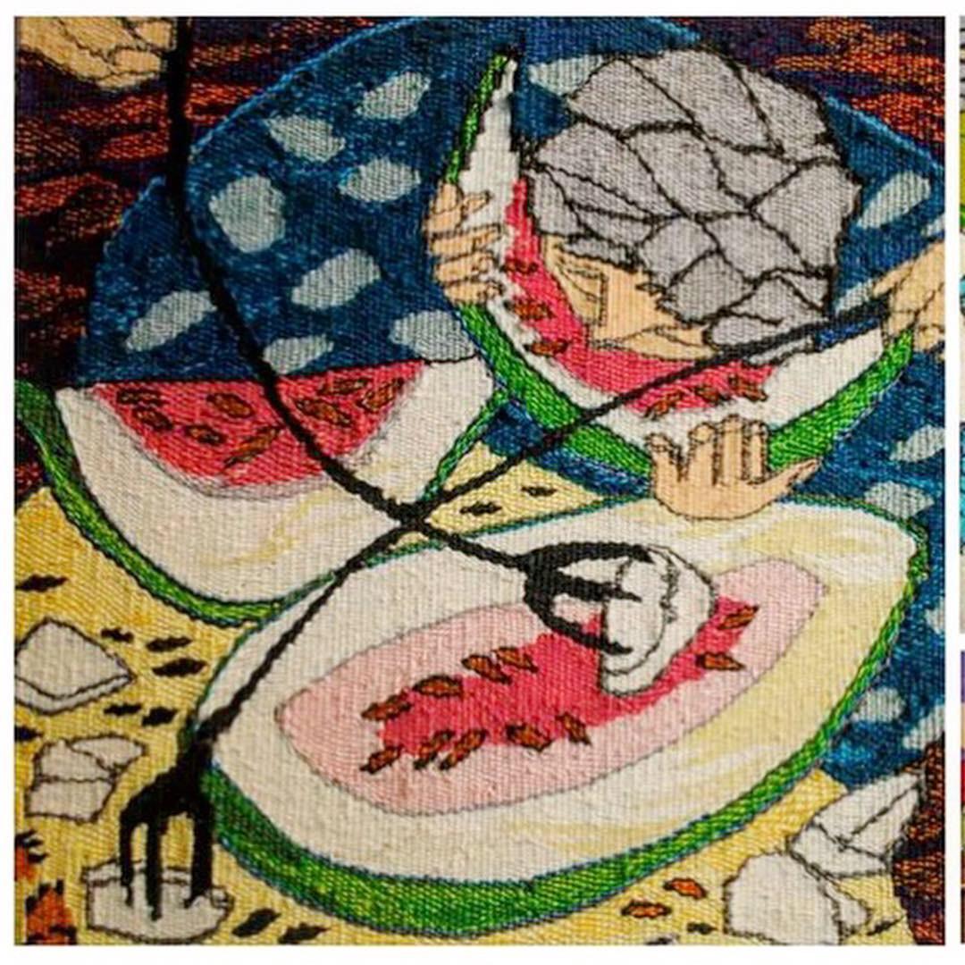 'That's My Watermelon!' by Amanda Gizzi.