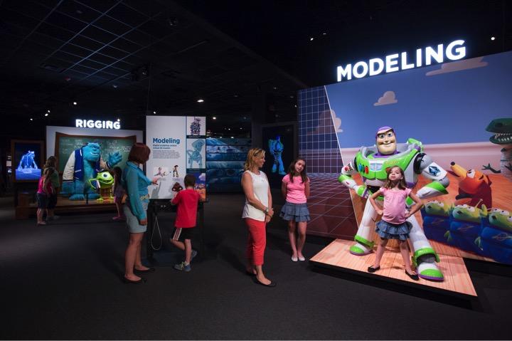 The Science Behind Pixar    Museum of Science Boston