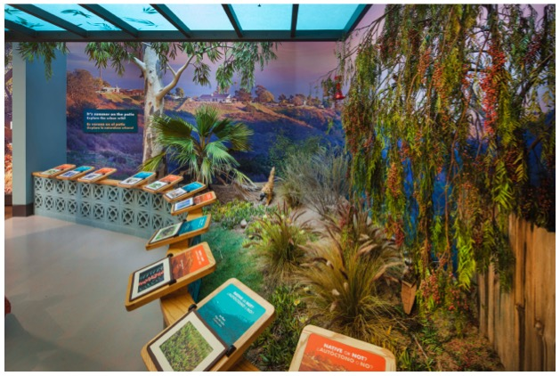 Overall Excellence Award    Coast to Cactus in Southern California    San Diego Natural History Museum in California