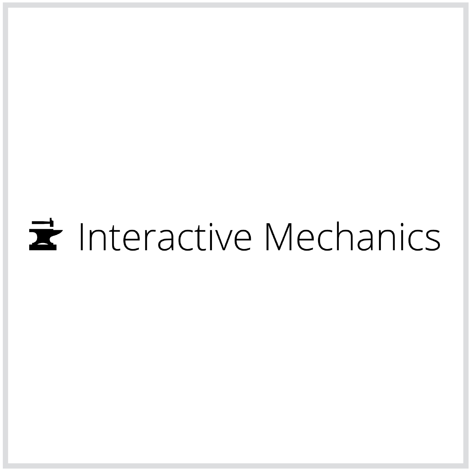 Interactive Mechanics  Interactive Mechanics is a digital design firm that partners with cultural and educational organizations on design, development, user experience, and digital strategy. Our team builds beautiful, user-centered digital projects for web, mobile, and in-gallery exhibits that inspire your audiences. We work with museums, historic sites, libraries, and archives—organizations that emphasize the education, empowerment, and enjoyment of their audiences. Great user experience is the core of every one of our projects, and we ensure all our projects are sustainable by providing documentation, training, and ongoing support, as well as free monthly webinars. Recent work includes Prisons Today: Questions in the Age of Mass Incarceration (Eastern State Penitentiary), The Public Classroom: Science & Race (Penn Museum of Archeology & Anthropology), The Great Migration: A City Transformed (Scribe Video Center), and Wait-Play-Learn Digital Experiences (Children's Hospital of Philadelphia).  www.interactivemechanics.com