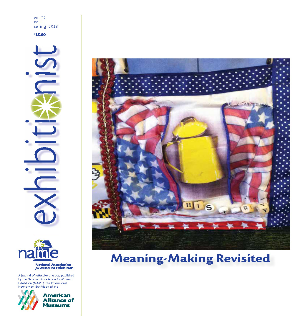 EXHIBITION ONLINE — National Association for Museum Exhibition