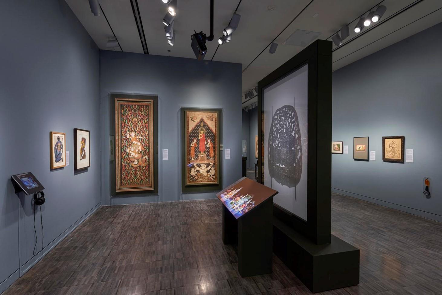 Special Achievement    The Rama Epic: Hero, Heroine, Ally, Foe    Asian Art Museum, San Francisco   for interpretation