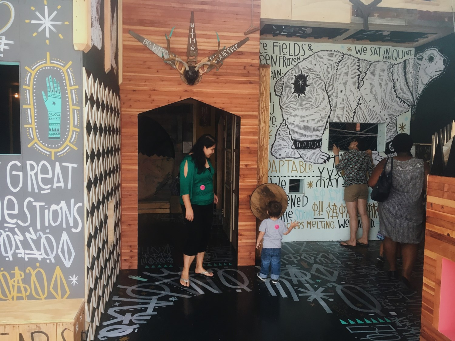 Special Achievement    The Wonder Sound    The New Children's Museum, San Diego   for exemplary innovative practice