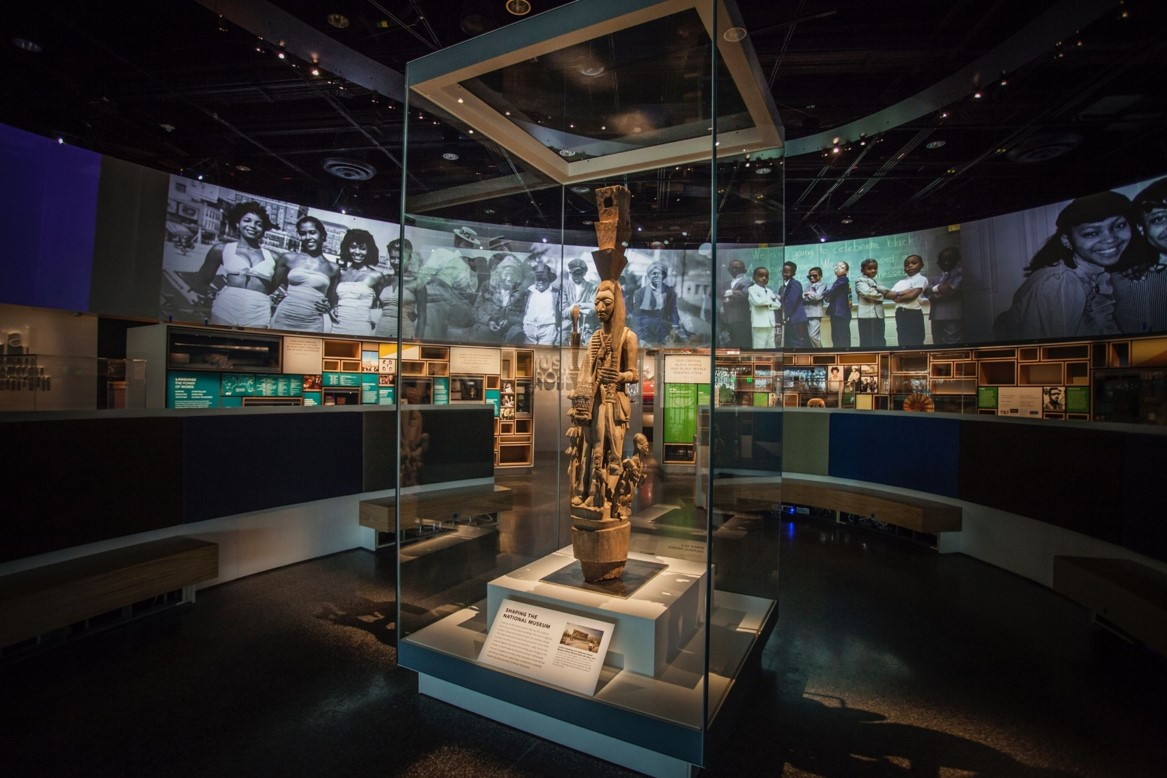 Honorable Mention     Cultural Expressions     National Museum of African American History and Culture, Washington, D.C.   for audience research and content development