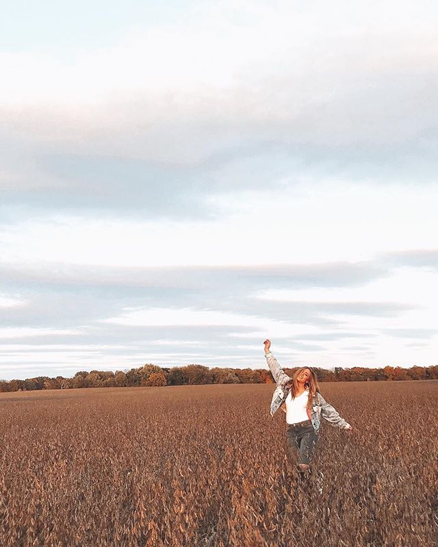 I'm soy sad winter hasn't ended yet #soybeanfield