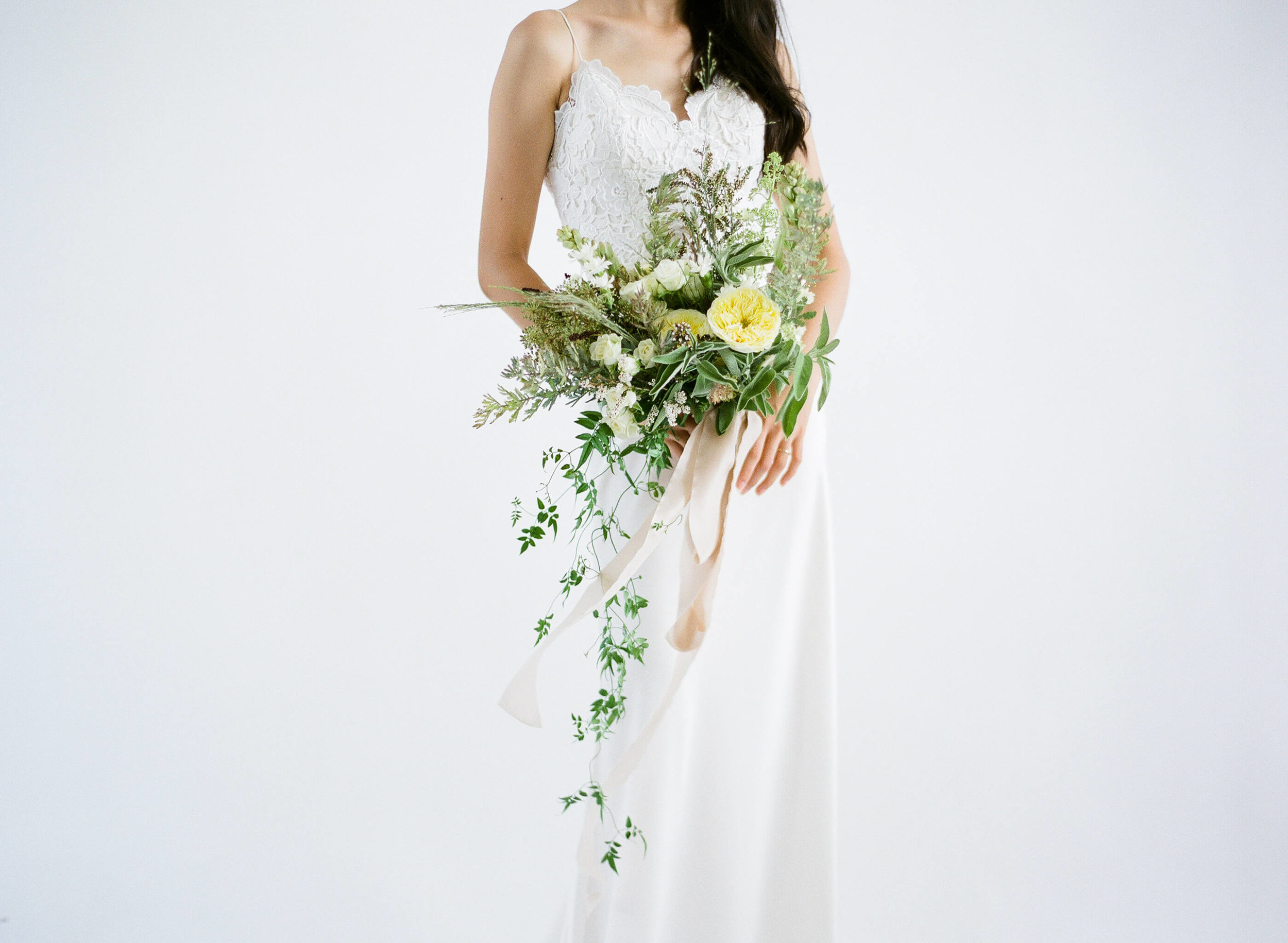 2.5 inch Château  As featured on   Amber and Muse    Photography   Maritha Mae  , Bouquet   Bloomen  , Dress Boutique   Frieda Brides