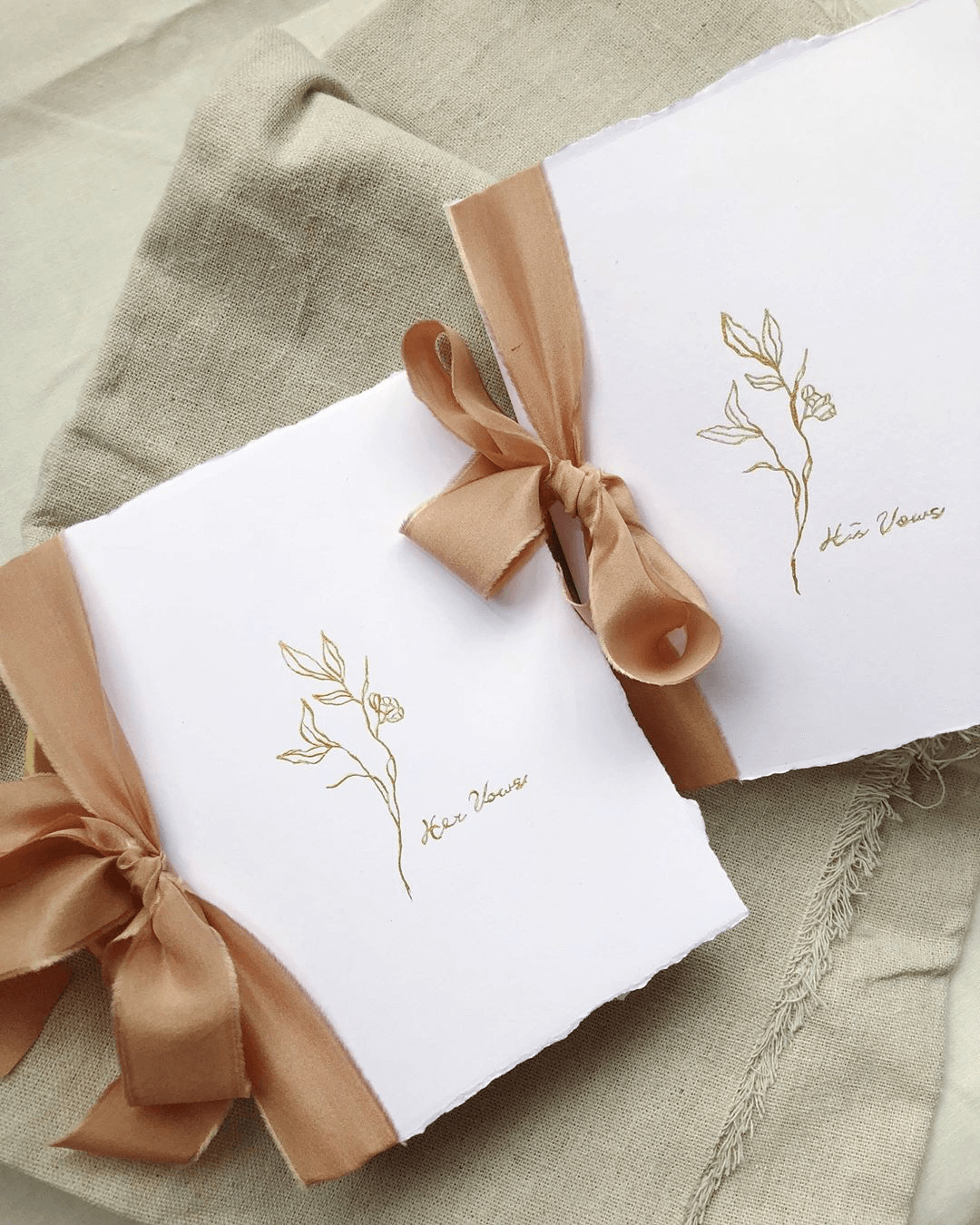 1 inch Rose original ribbon  Photo and Invitation   Mylin Design & Co