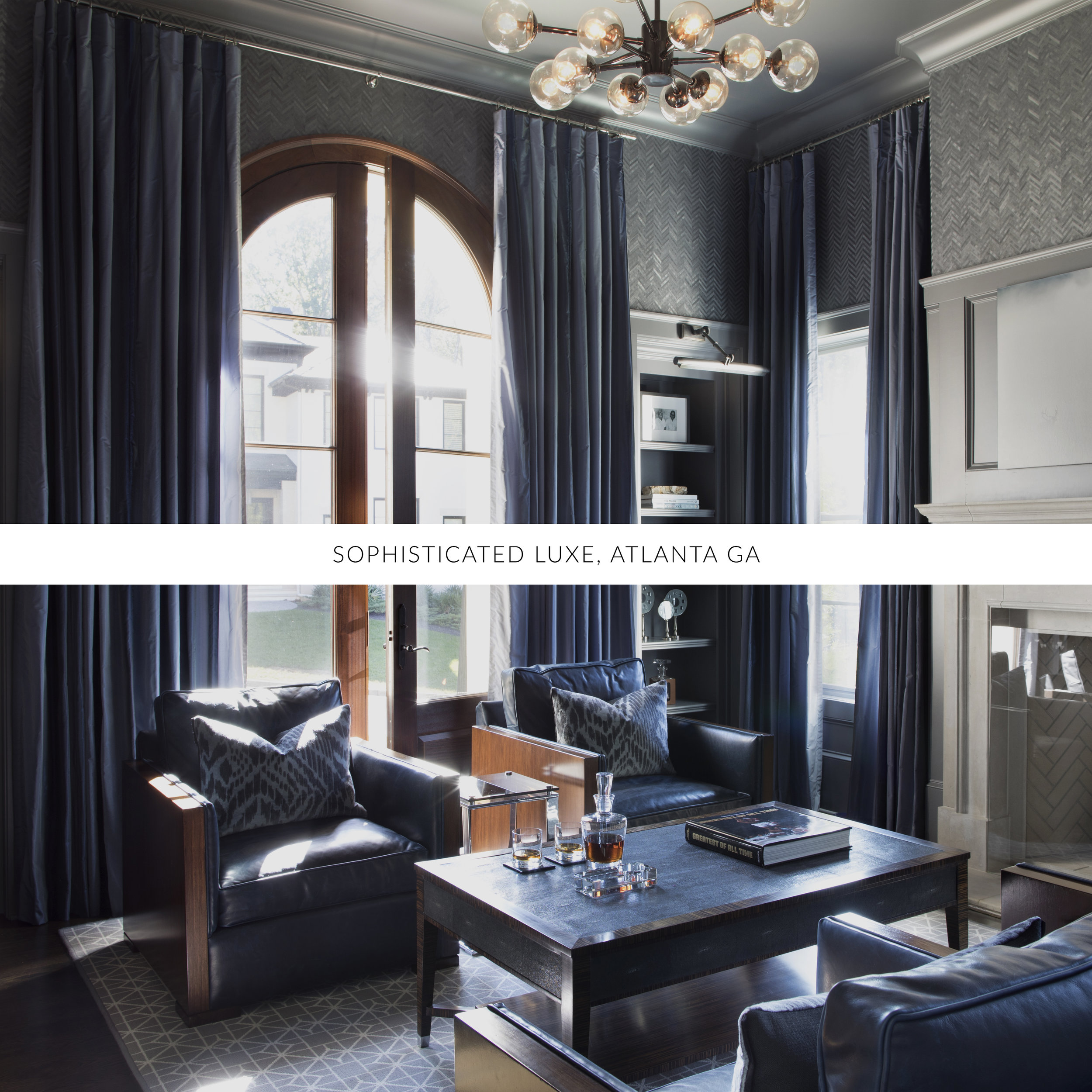 © Sophisticated Luxe, Traci Rhoads Interior Design, Private Residences and Country Clubs, Atlanta, GA
