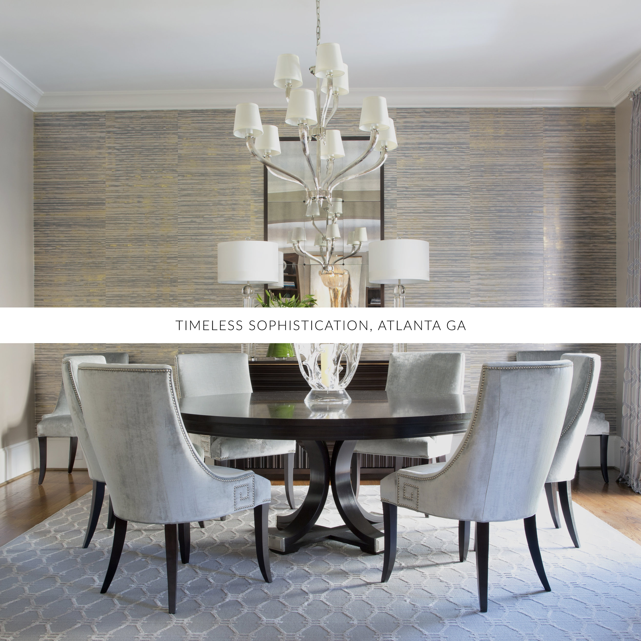 © Timeless Sophistication, Traci Rhoads Interior Design, Private Residences and Golf &Country Clubs, Athens, GA
