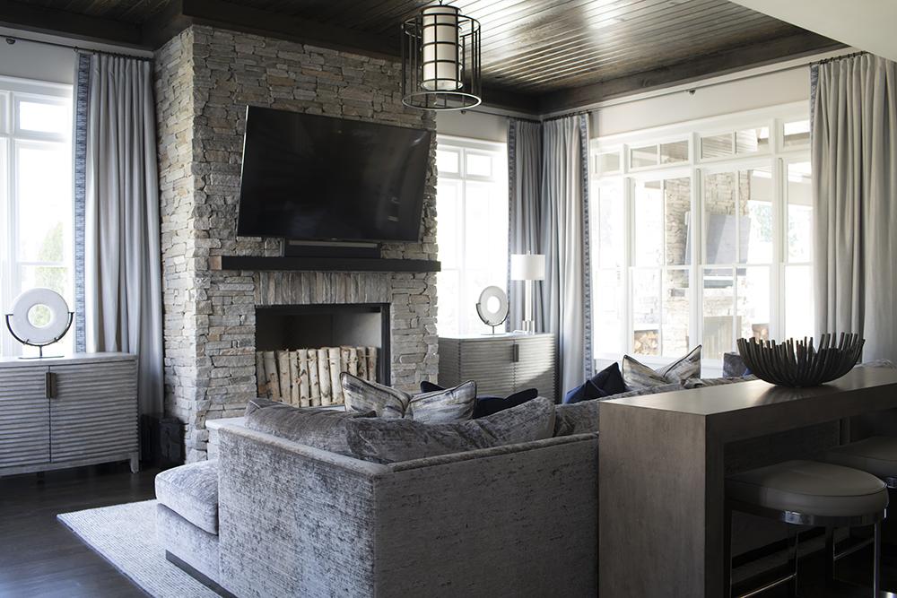 © Traci Rhoads Interior Design, Private Residences and Country Clubs, Atlanta, GA