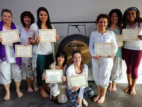 This is what eight new lightworkers look like!