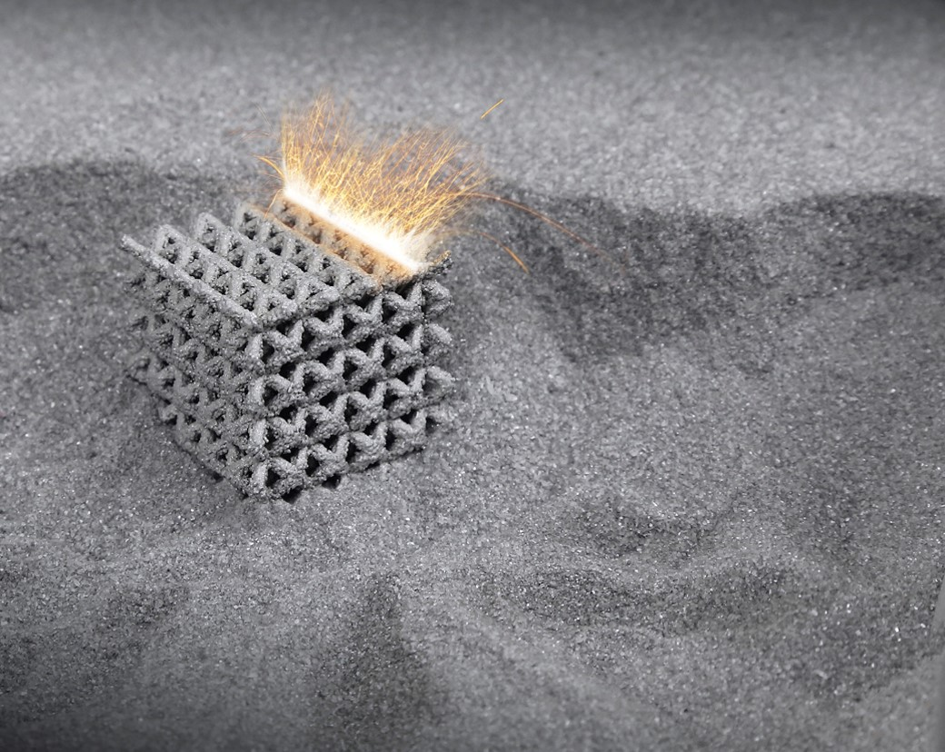 NanoAl Awarded Contract to Develop Aluminum-Based Metallic Glass for Additive Manufacturing - A Phase I SBIR grant from the US Air Force will support the development of ultra-high strength, and low-density metallic glass powders for use in the additive manufacture of aerospace components.