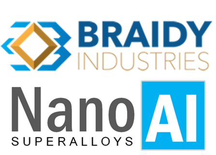 Braidy Industries Acquires Aluminum Technology Leader NanoAl - NanoAl, a materials research and technology company, designs, develops and commercializes high-performance aluminum alloys based on scientifically-designed nanostructures.