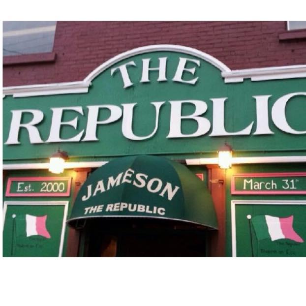 The Republic  379 Duckworth St, St. John's