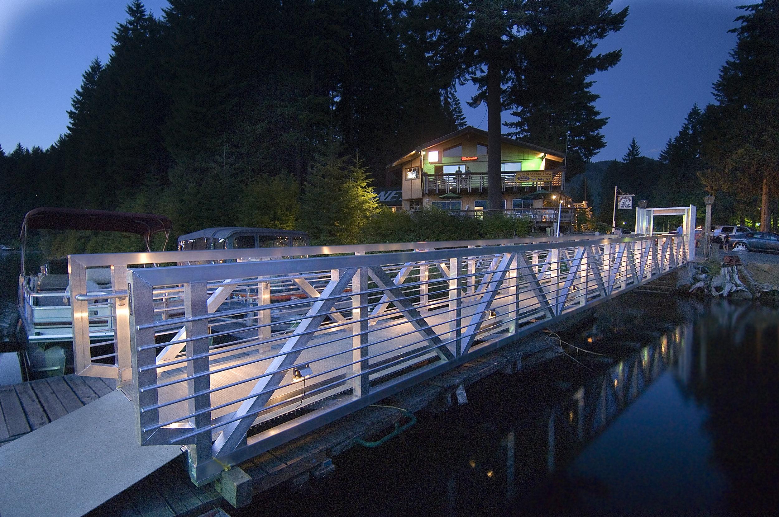 Evening on the dock.jpg