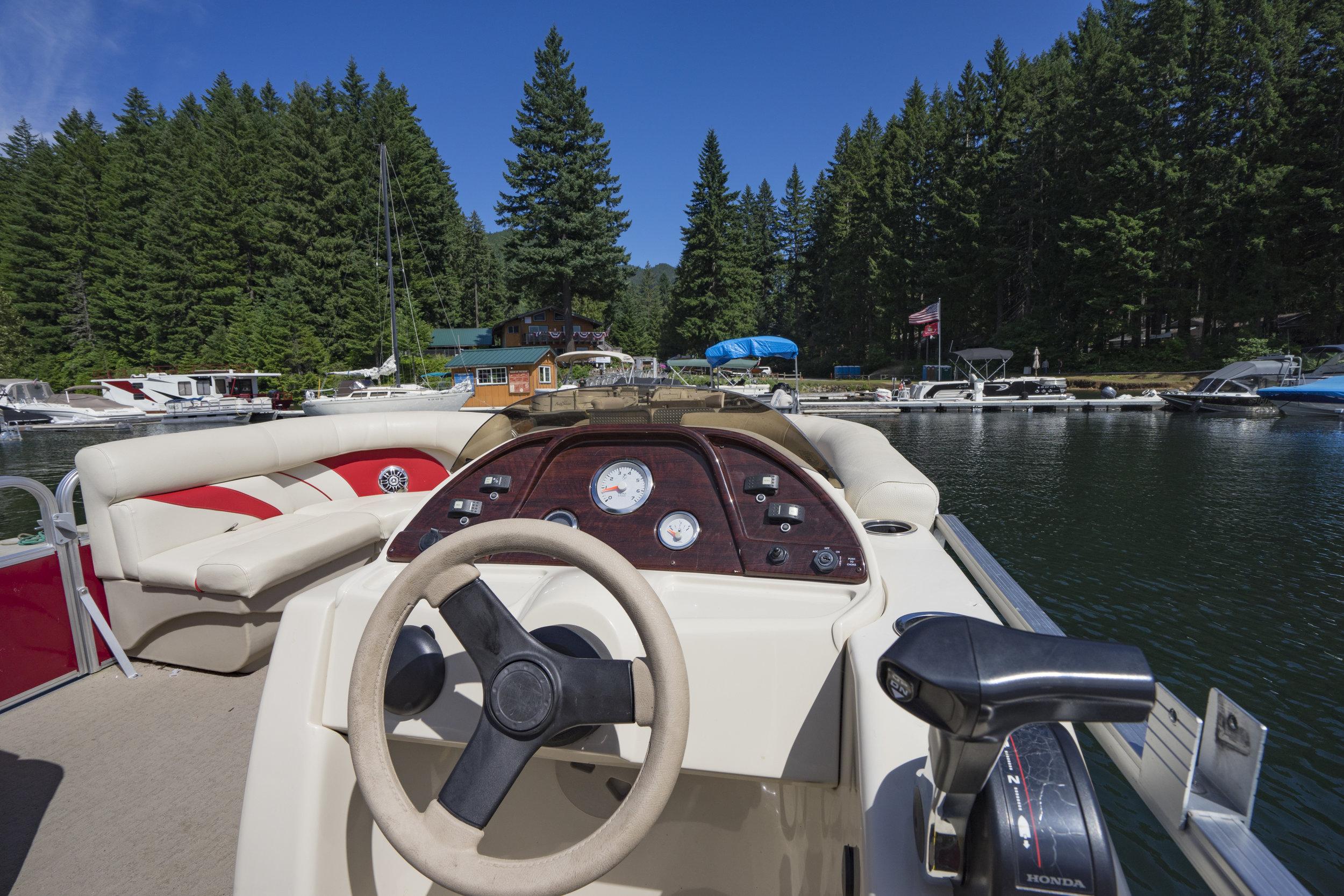 - Boat Rentals