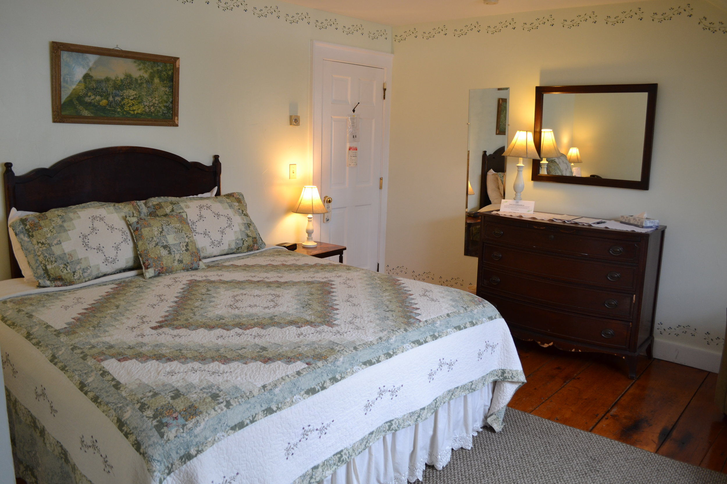 The Maxwell Room - The Dowds' Country Inn - Lyme, NH