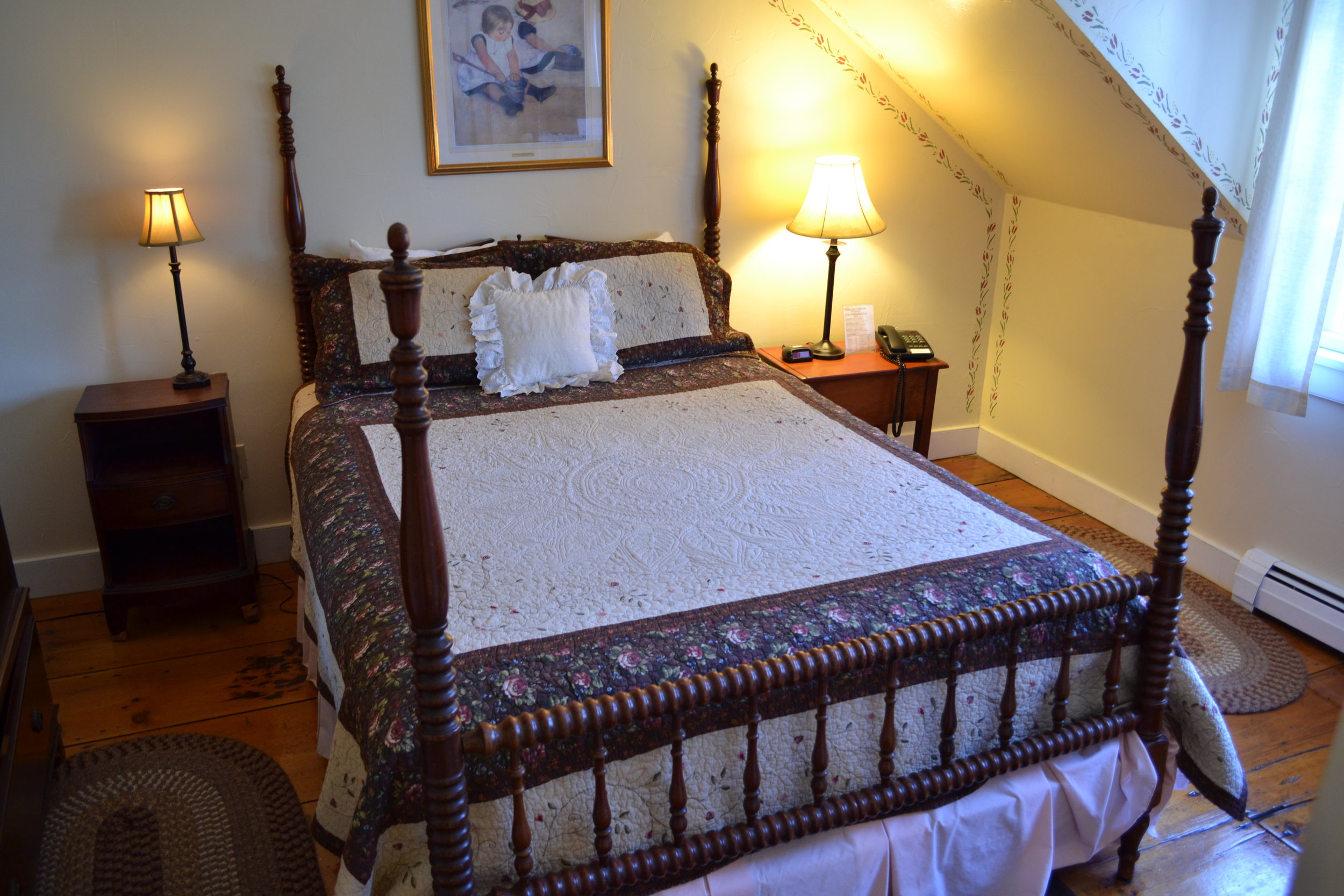The Pike's Suite - The Dowds' Country Inn - Lyme, NH