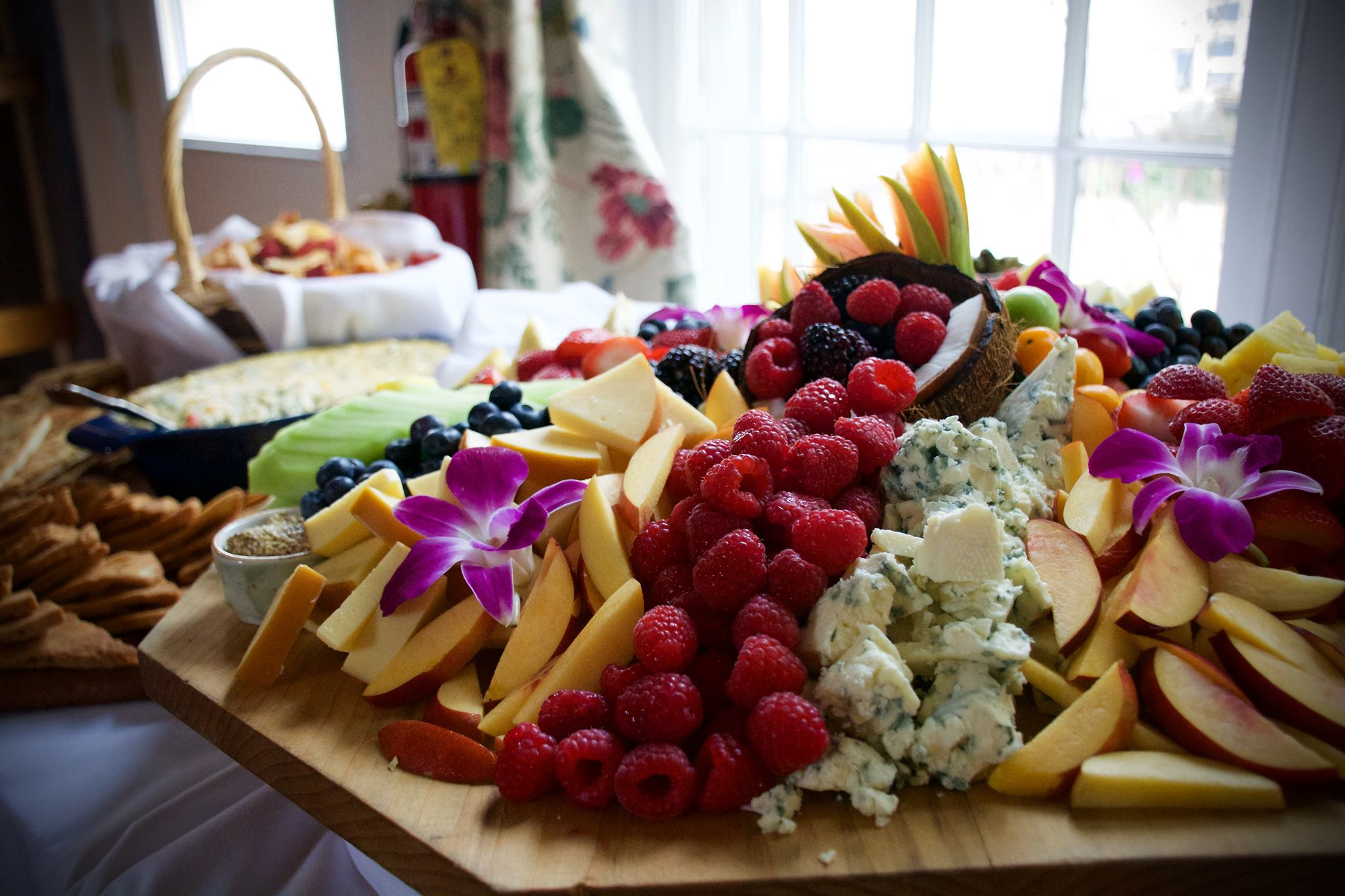 The Place to Gather   Catering & Event Services    Learn More