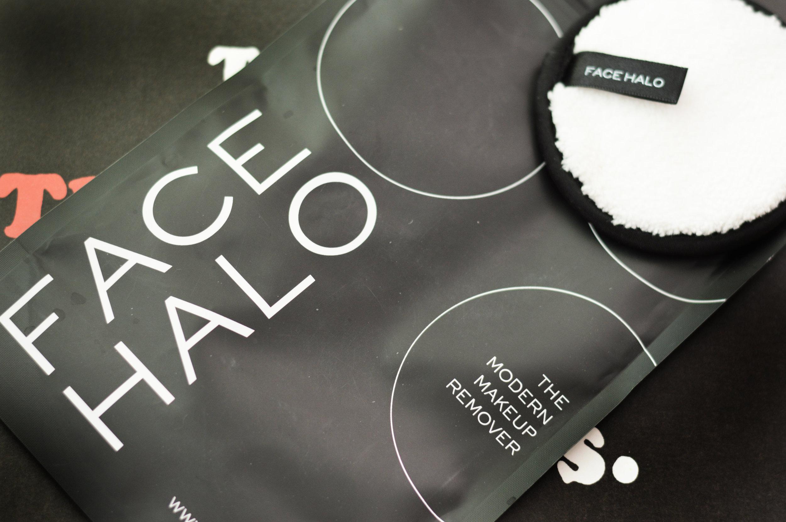 chloe morello face halo modern makeup remover