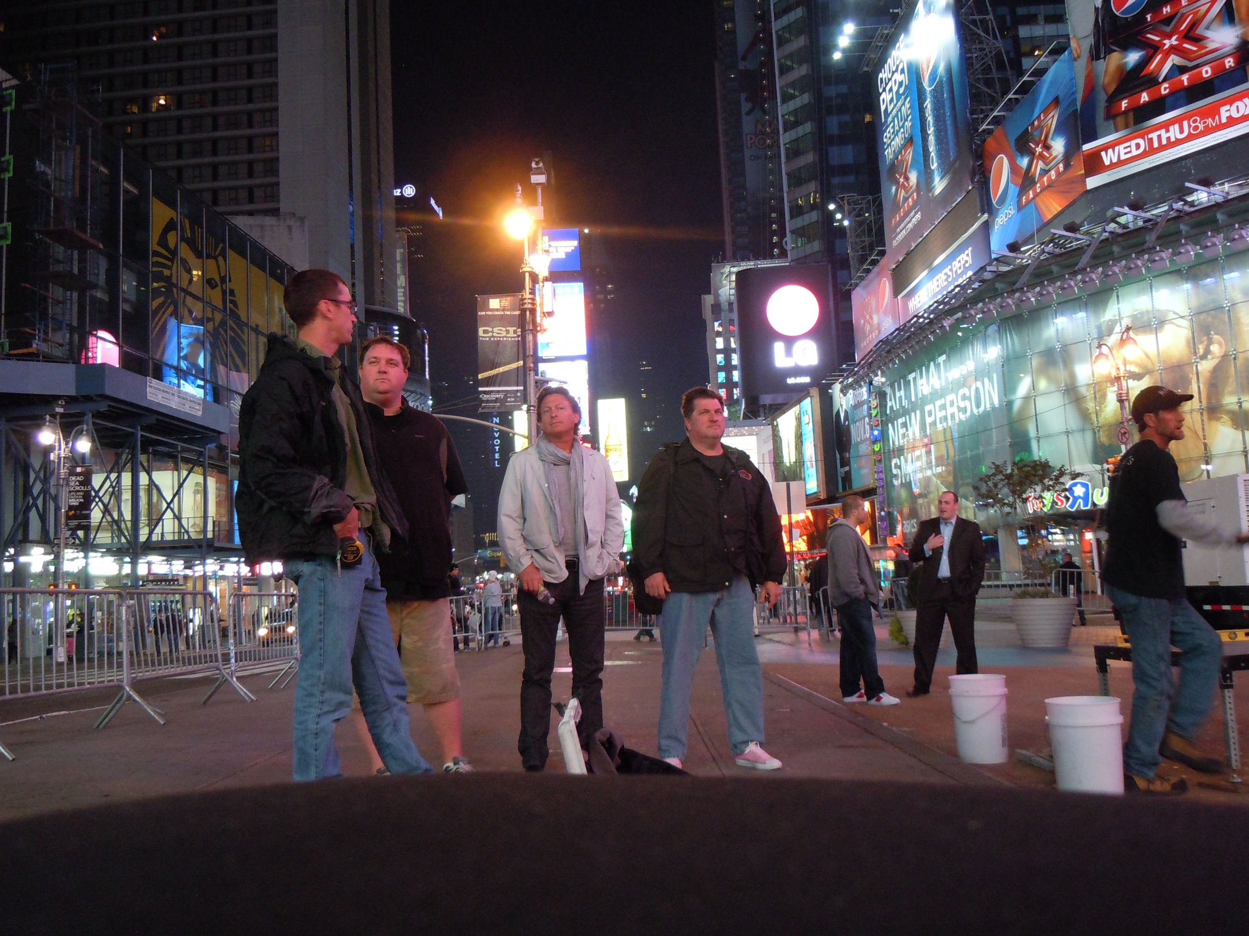 TIMES SQUARE KYLE BRINSON AND CREW.jpg