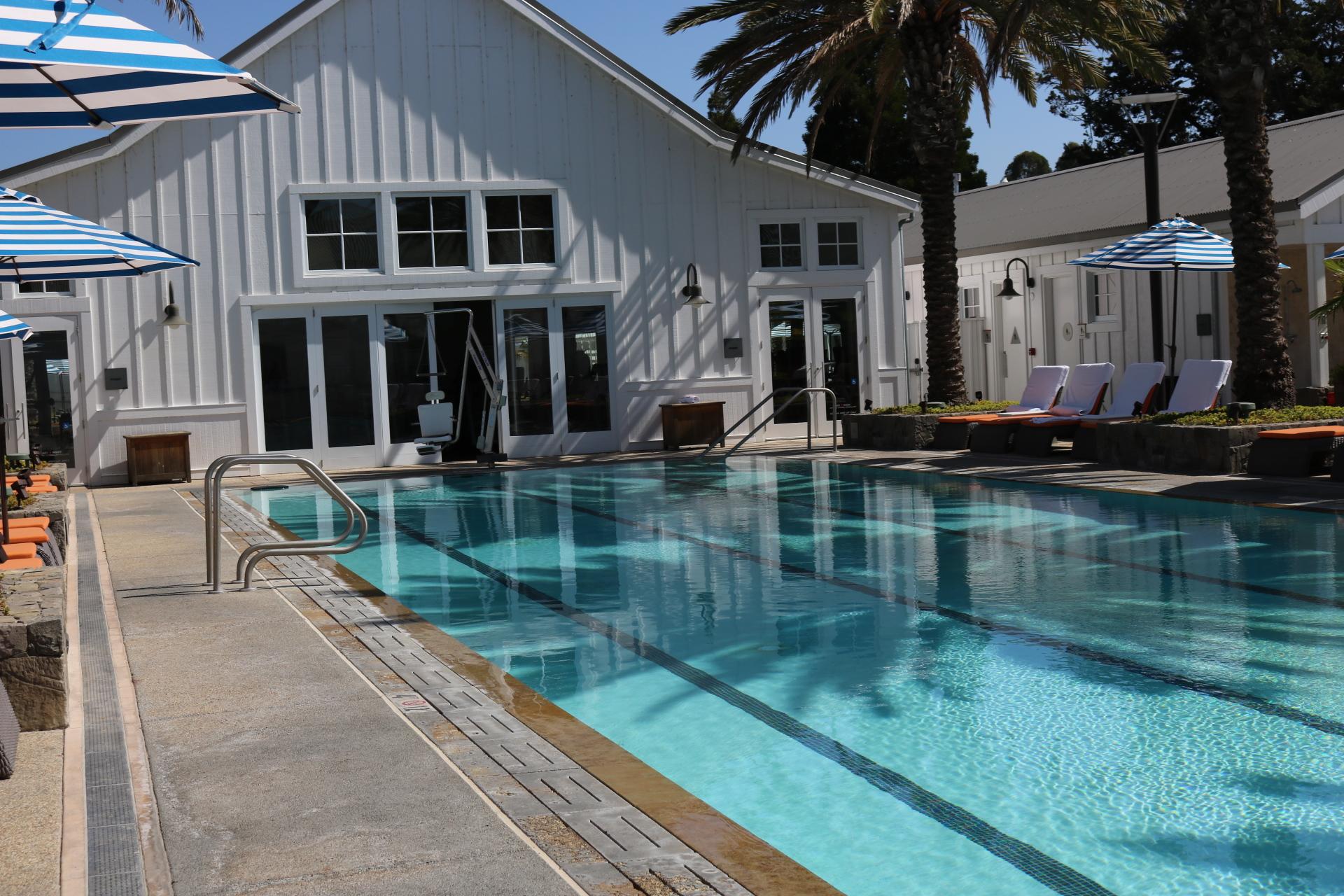 Carneros Inn, Family Pool