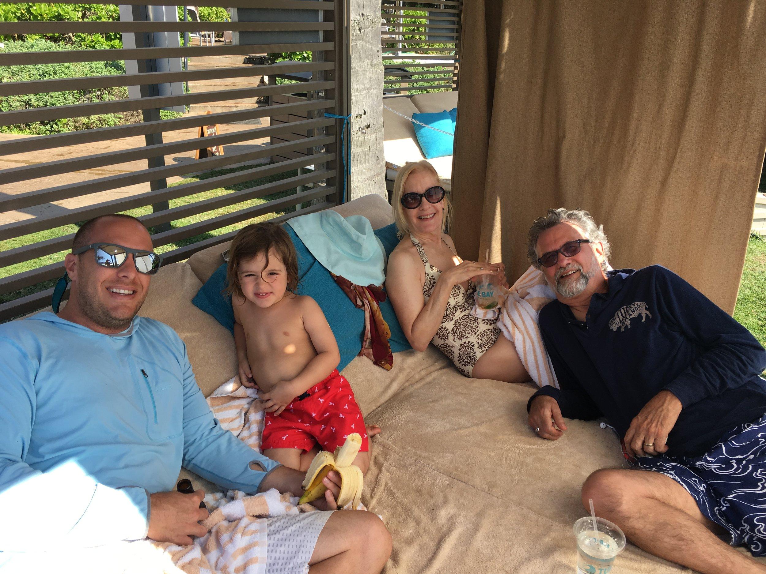 Cabana Fun!