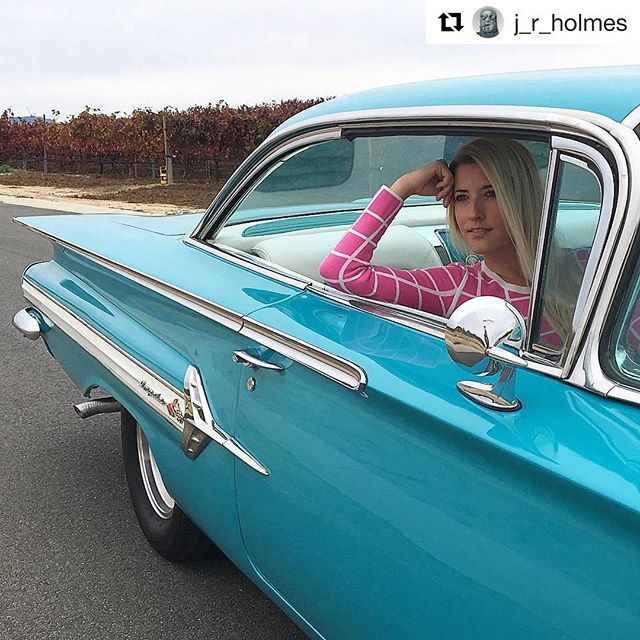 💗💙 #Repost @j_r_holmes (@get_repost) ・・・ It's my party & I'll drive what I want to 🎶 #impala #chevy #chevrolet #classiccars #1960impala
