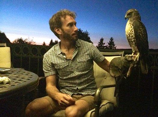 Hawk to Hawk in Portland, Oregon.