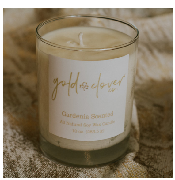 gold clover candle.PNG