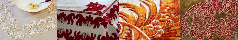 Linge au Coeur Classic Embroidery -