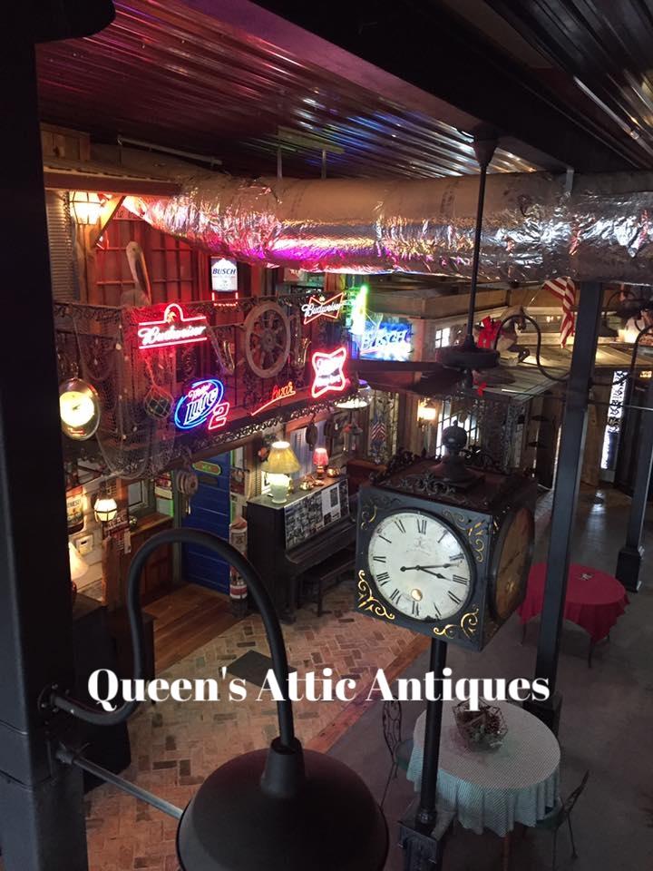 Queen's Attic Antiques