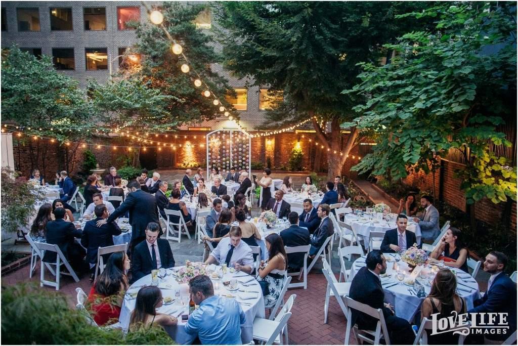 Arts Club of Washington Wedding