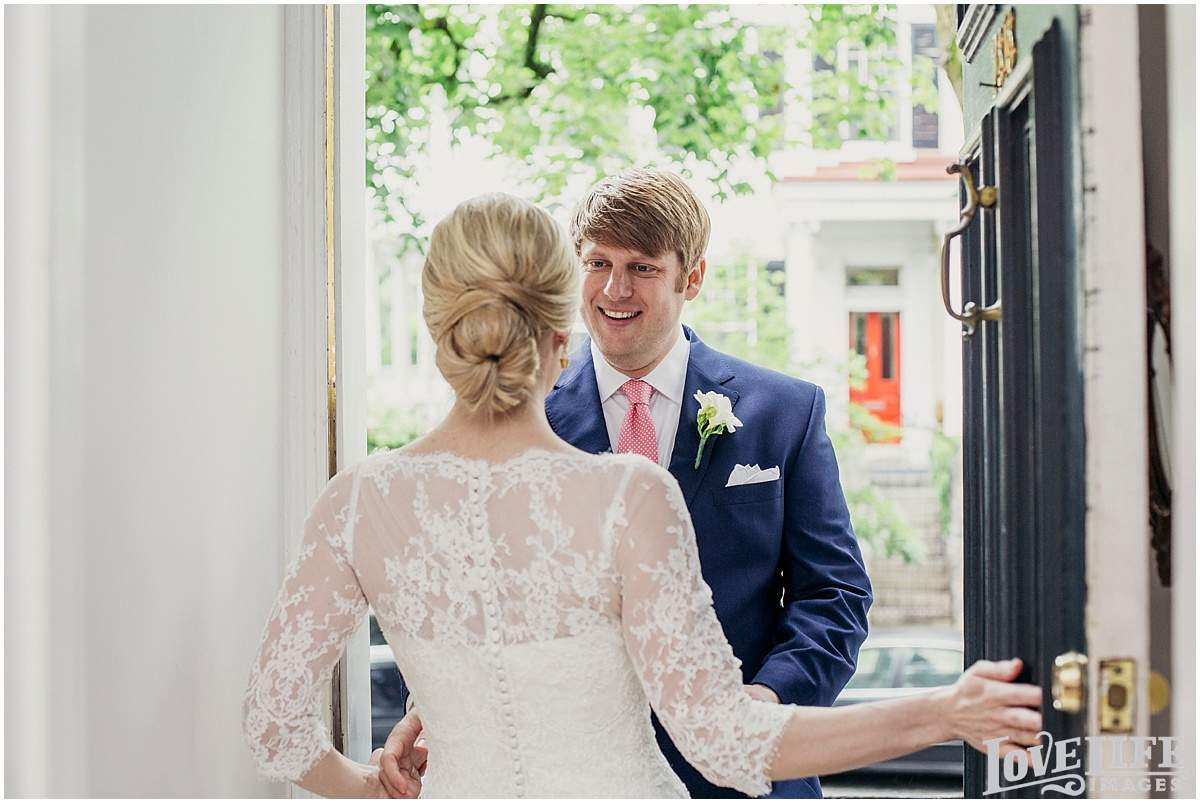 Dumbarton House Wedding