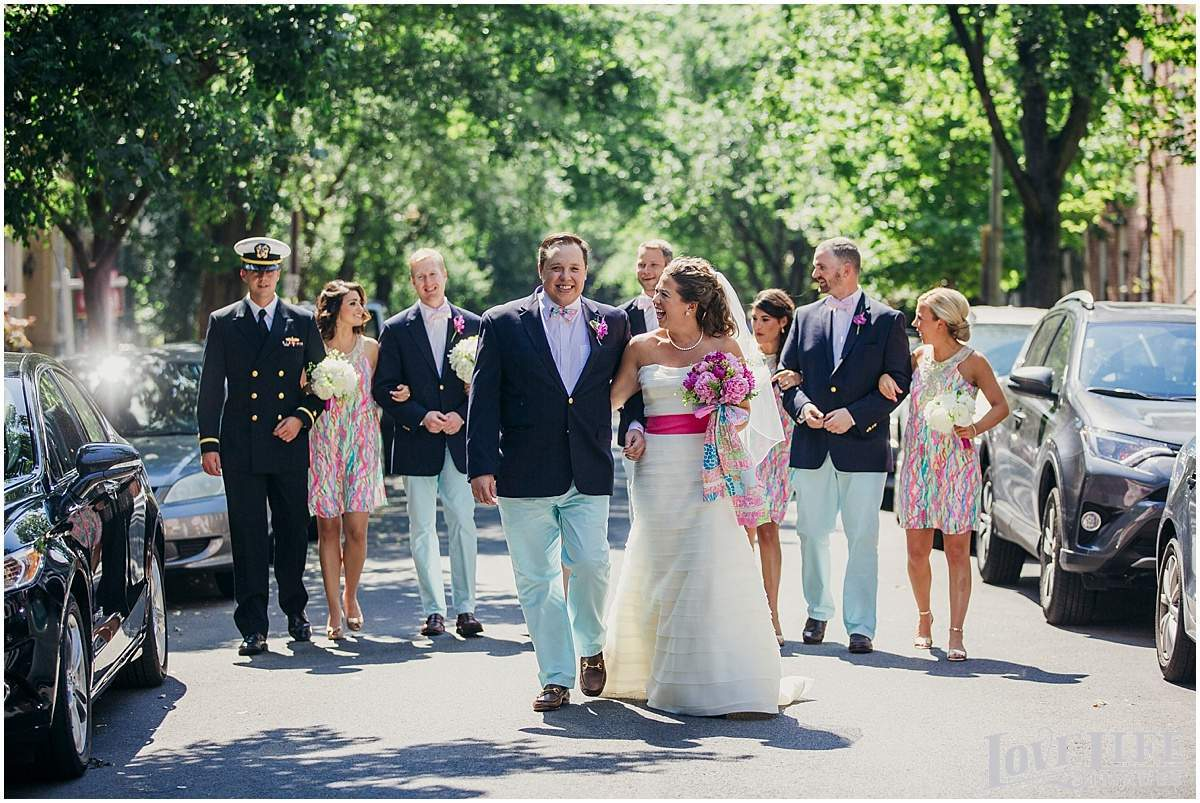 Sulgrave Club Wedding