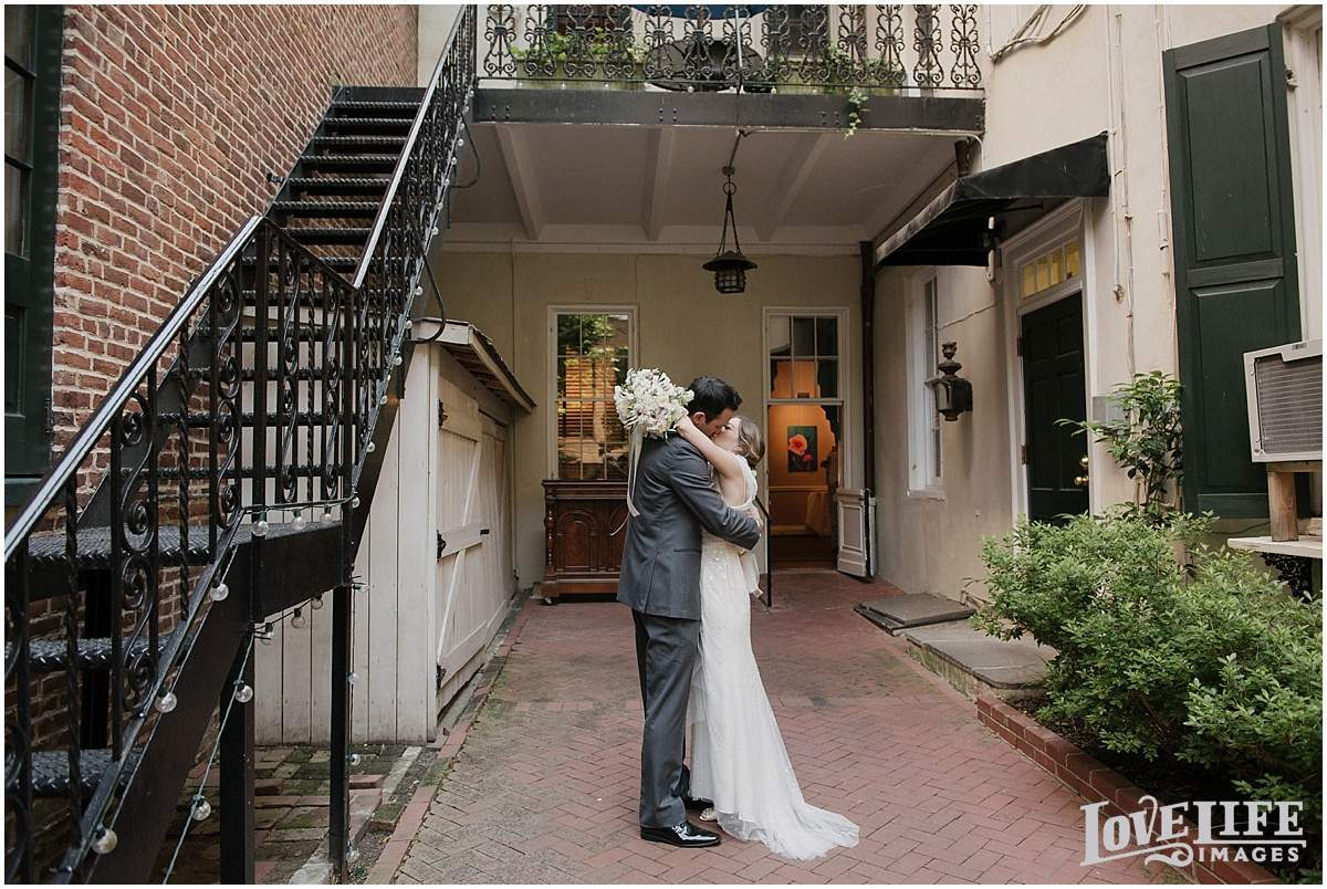 Arts Club of Washington Wedding