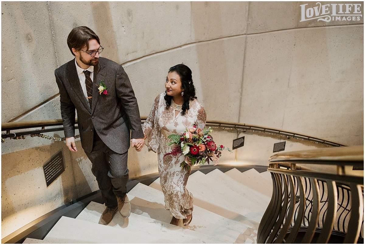 Baltimore AVAM Wedding