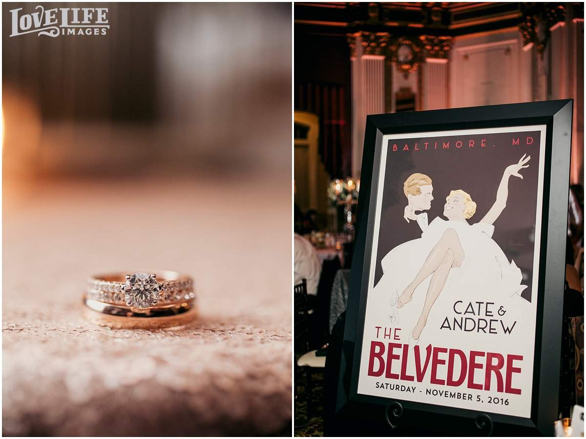 Belvedere Wedding Photographer