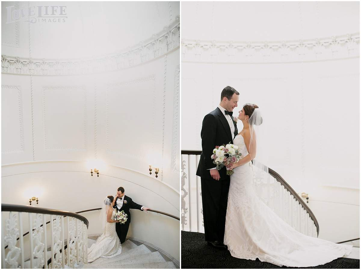 Hotel Monaco DC wedding photographer