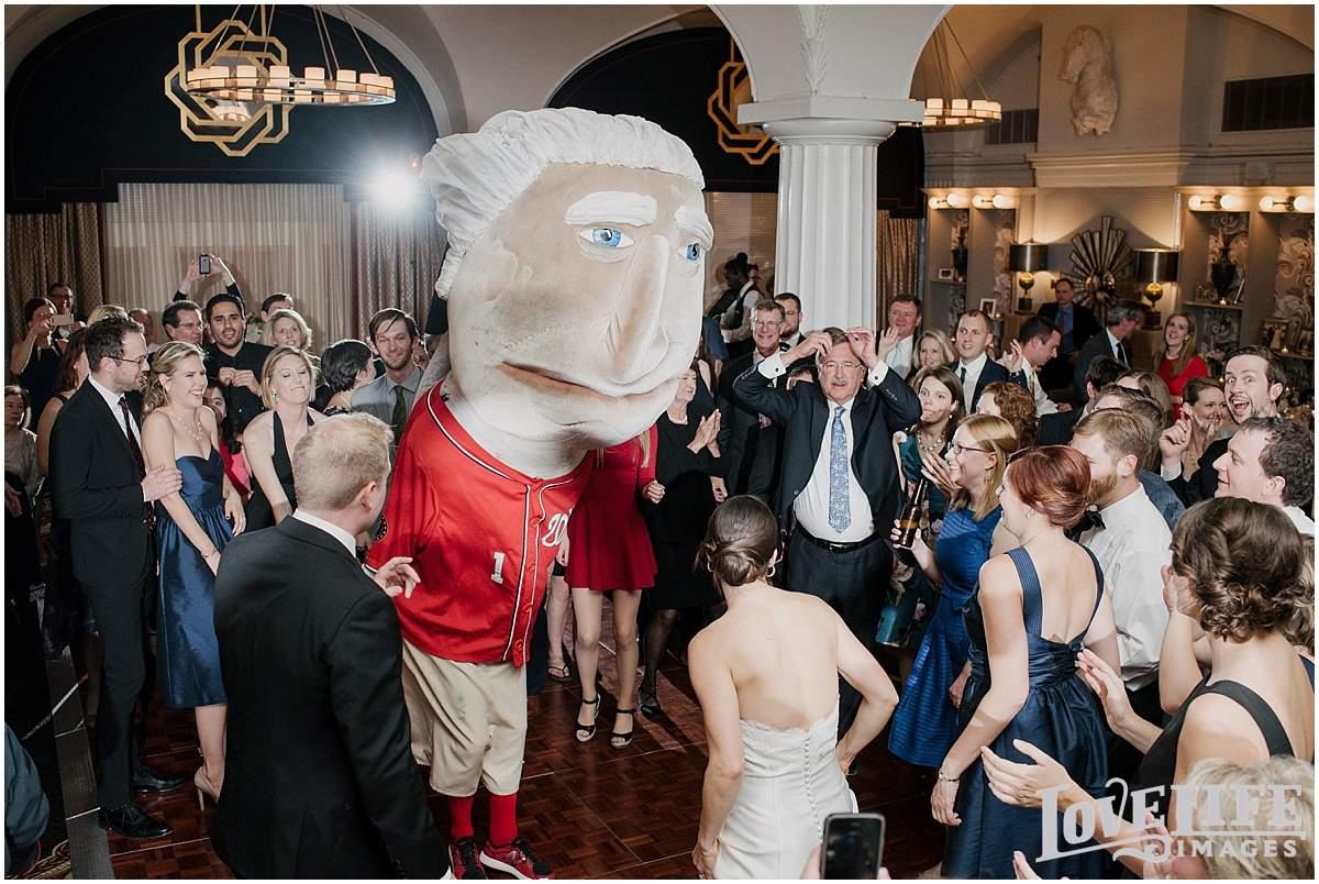Hotel Monaco DC Wedding Photographer