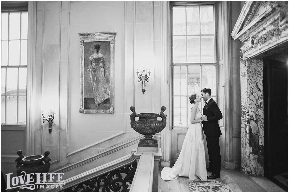 Anderson House wedding sneak peek