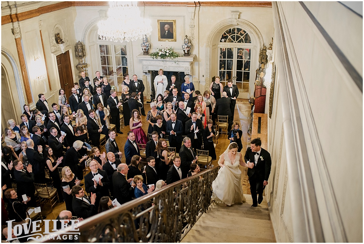 Anderson House Wedding
