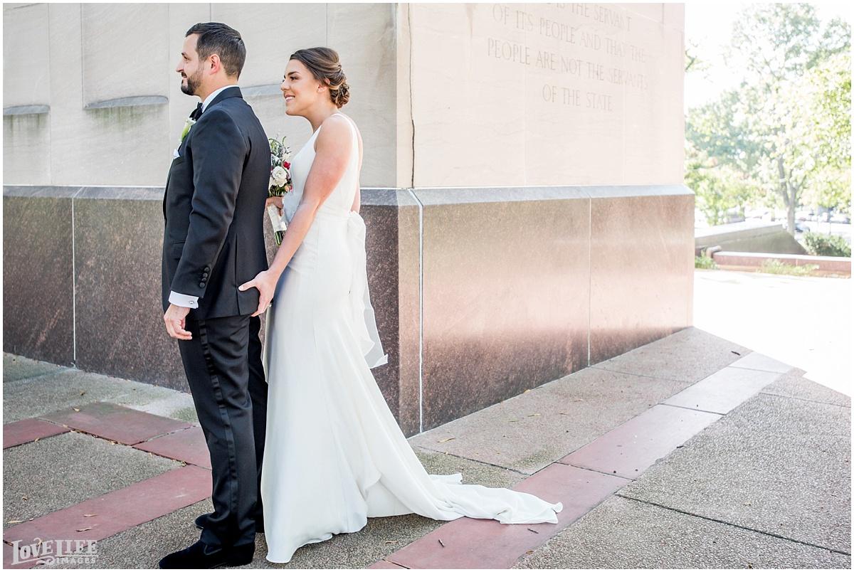 Eastern Market DC Wedding first look.jpg