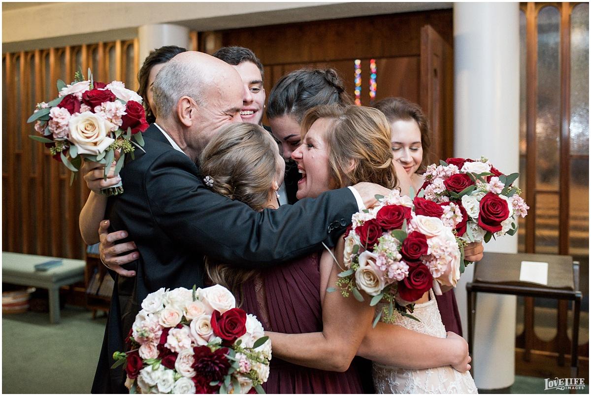Strathmore Mansion wedding family hug.jpg
