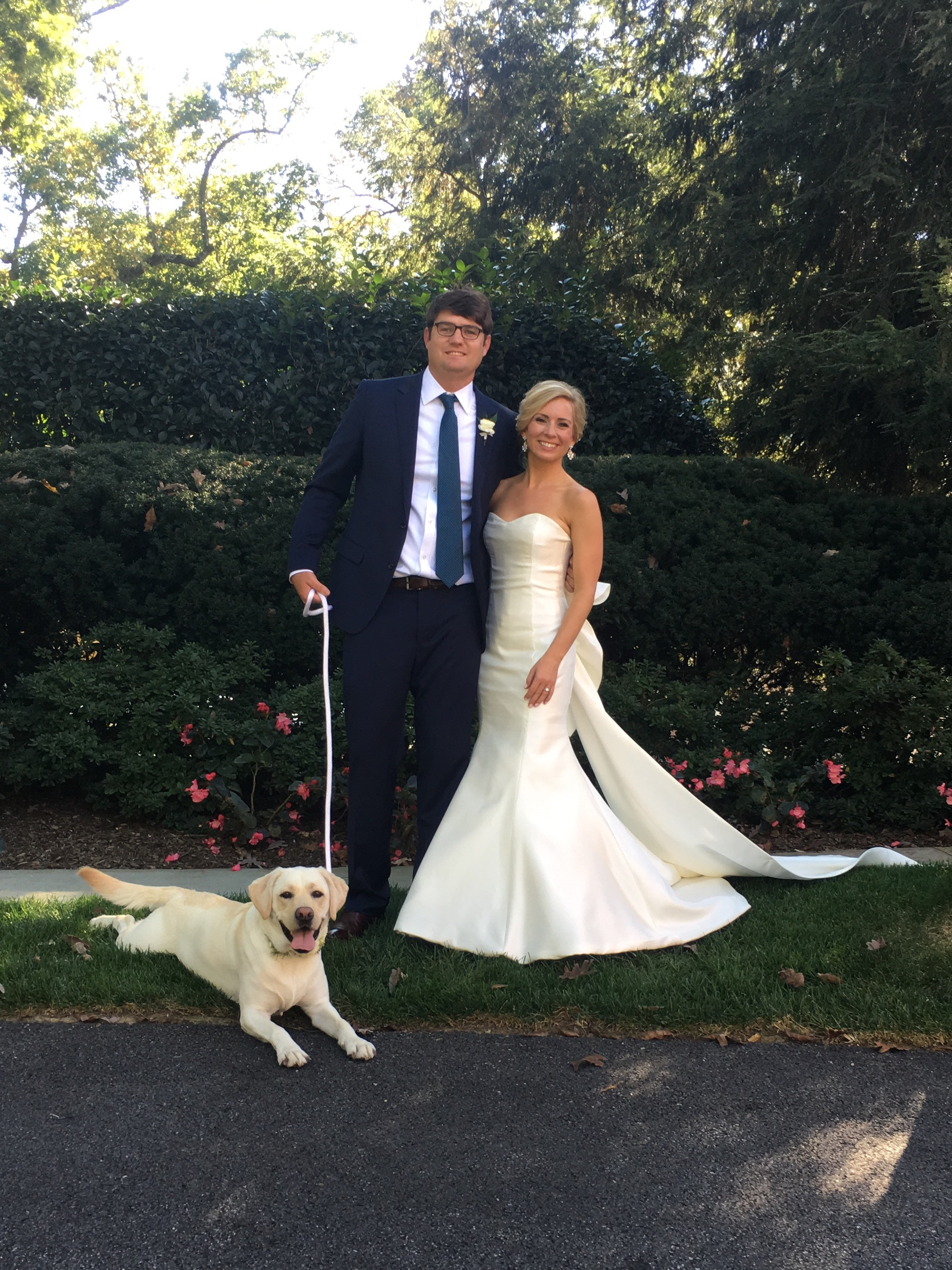 Furever and Fur Always Wedding Day Pet Services 00007.JPG