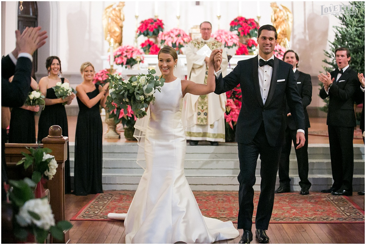 District Winery Winter Wedding ceremony newlyweds.JPG
