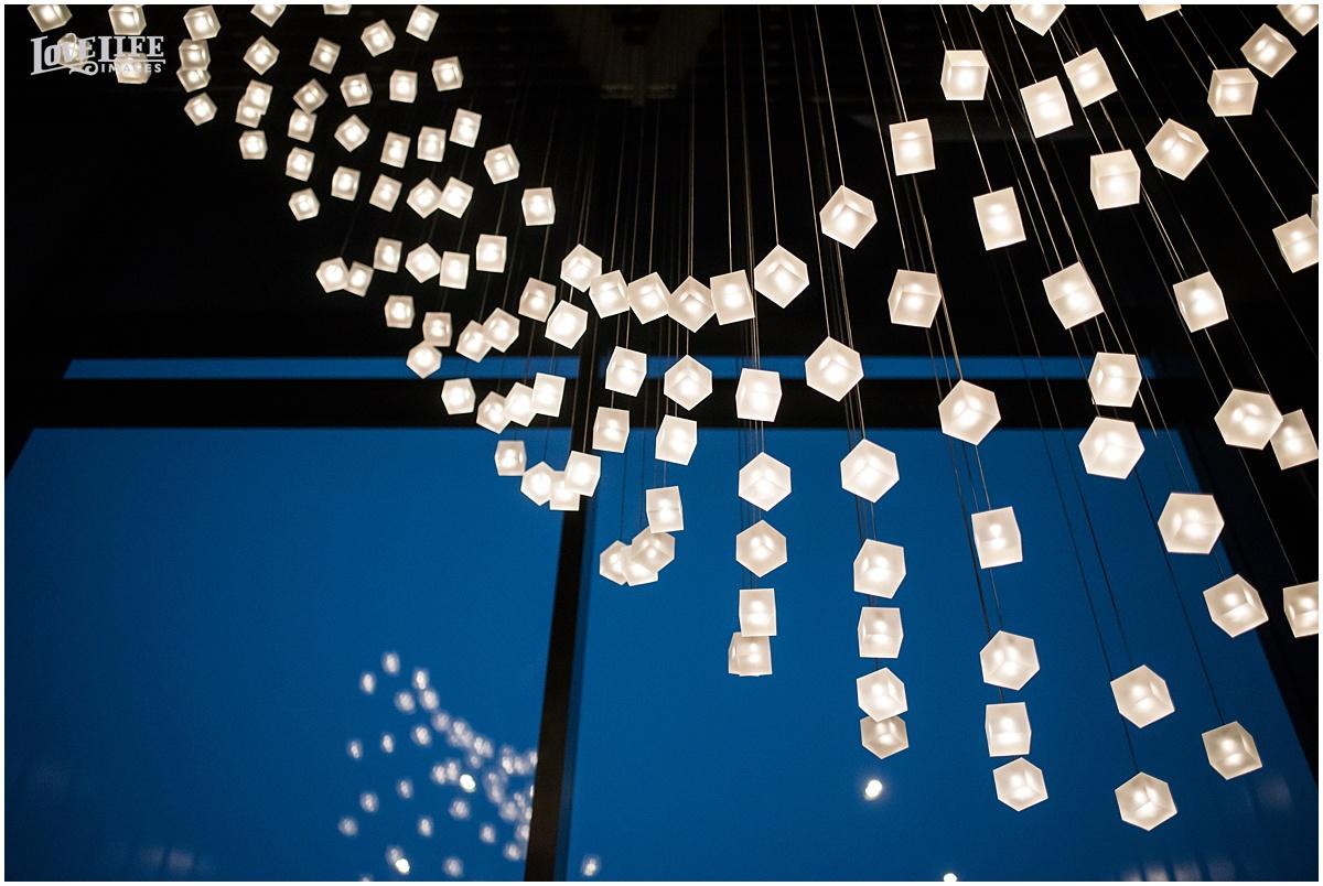 District Winery Winter Wedding geometric chandelier.JPG