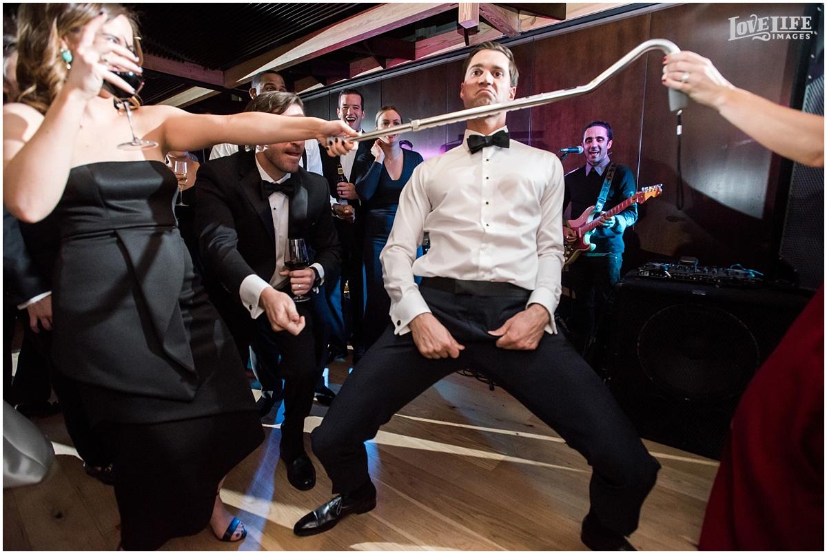 District Winery Winter Wedding reception dancing.JPG