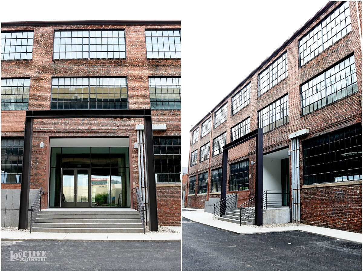 Baltimore has a new industrial venue for wedding receptions and other events. The Winslow is just near M&T Stadium and offers a unique amenity in Baltimore- PARKING on site.