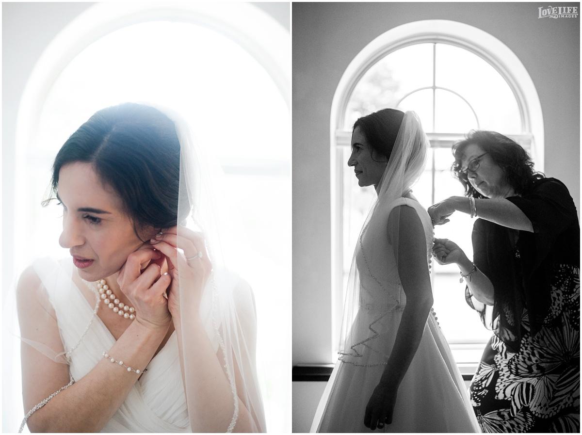 St Francis Hall Wedding bride dressing.jpg